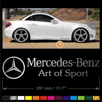 Vinilos Mercedes Benz