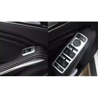 Molduras elevalunas Mercedes