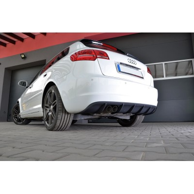 Difusor trasero Audi A3 8PA Sportback