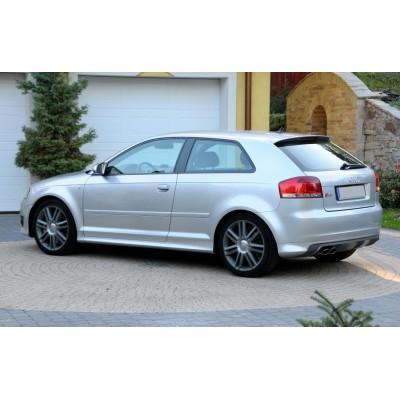 Estriberas laterales Audi A3 8P