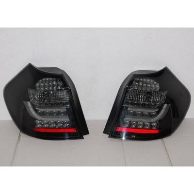 Pilotos Traseros Cardna BMW E87/E81 07-11 Black/Smoked Lightbar