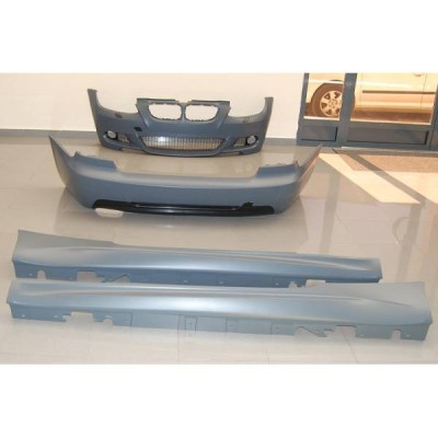 Kit De Carrocería BMW E92 / E93 ?06-09 Look M-Tech Antinieblas