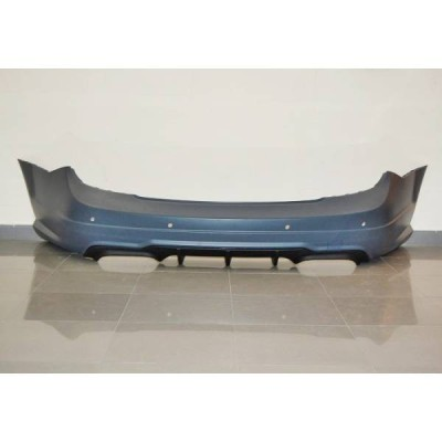 Paragolpes Trasero Mercedes W204 11-13 2-4P Look AMG C63 Parktronic ABS