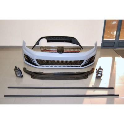 Kit De Carrocería Volkswagen Golf 7 3/5P Look GTI ABS