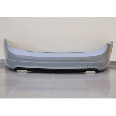 Paragolpes Trasero Mercedes W204 07-13 2-4P Look AMG ABS