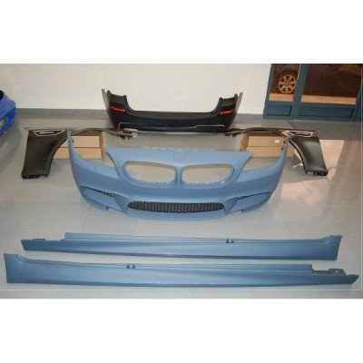 Kit De Carrocería BMW F11 10-11 Look M-Tech Con Aletas