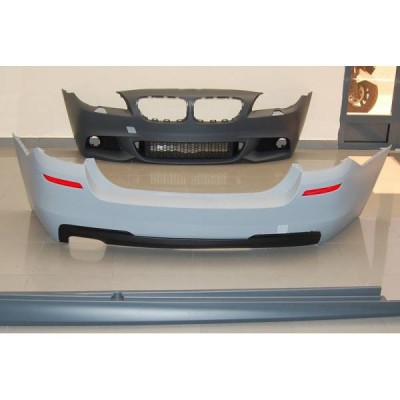 Kit De Carrocería BMW F10 10-12 Look M-Tech Antinieblas