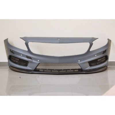 Paragolpes Delantero Mercedes W176 2012-2015 A45 Look AMG Con Sensores