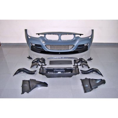 Paragolpes Delantero BMW F30-F31 12-14 Look M-Performance