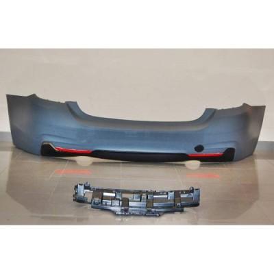 Paragolpes Trasero BMW F32 / F33 / F36 Look M-Tech Dos Salidas ABS