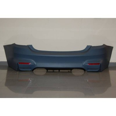 Paragolpes Trasero BMW F32 / F33 / F36 Look M4 ABS