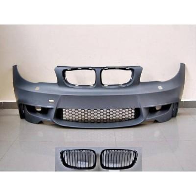 Paragolpes Delantero BMW E82/E88/E87/E81 Look M