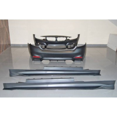 Kit De Carrocería BMW F32 Look M4 Carbono