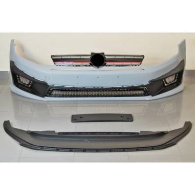 Paragolpes Delantero Volkswagen Golf 7 3/5P look R400 ABS