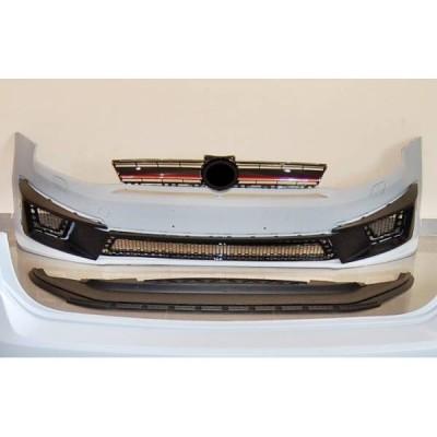 Paragolpes Delantero Volkswagen Golf 7 3/5P look R400 ABS Lavafaros