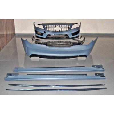 Kit Carrocería Mercedes W117 4P / SW Look AMG