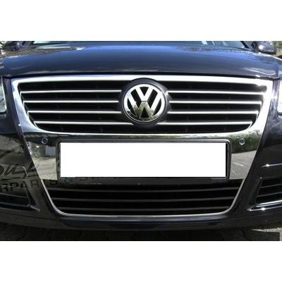 Listas cromadas parrilla VW Passat