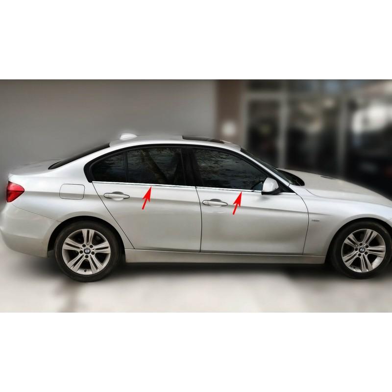 Molduras de ventana BMW F30 serie 3