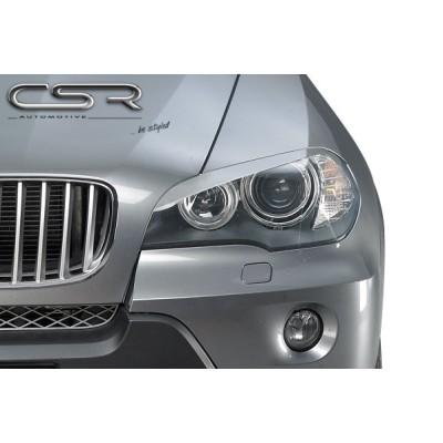 Pestañas de faro BMW X5 E70