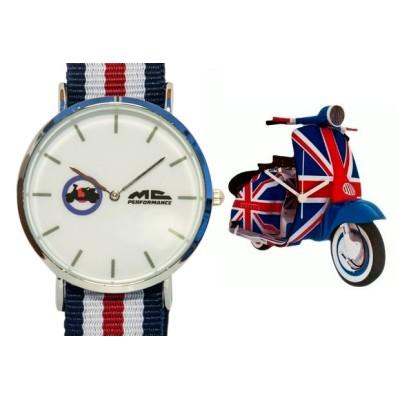 Reloj MC Scooter Union Jack