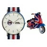 Reloj MC Scooter Union Jack