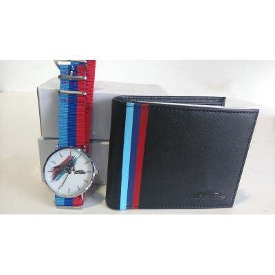 Pack Cartera+Reloj MCPerfomance