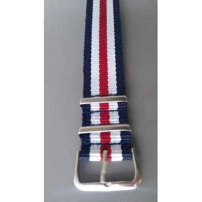 Correa de reloj colores Union Jack