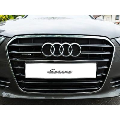 Listas cromadas Audi A6 C7