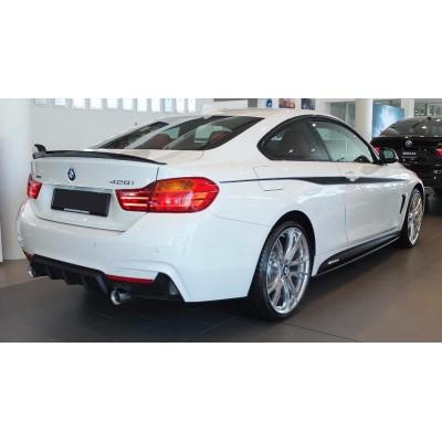 Spoiler trasero BMW F30 look M3