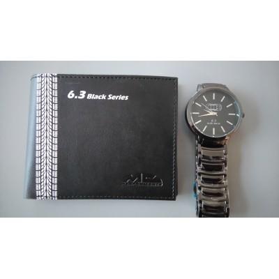 Pack Cartera+Reloj 6.3 Black Series