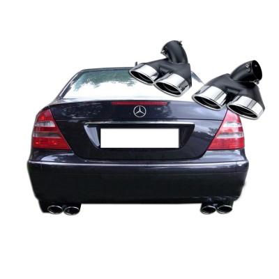 Colas escape Mercedes E W211 CDI