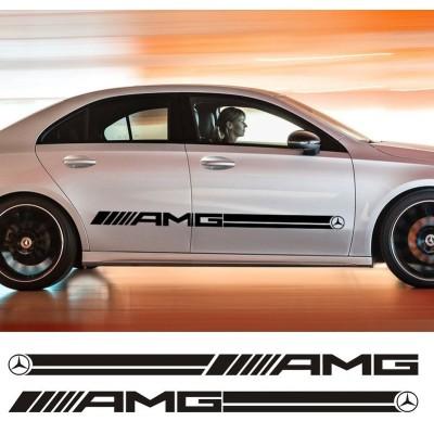 Bandas laterales AMG 170cm