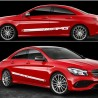 Vinilo lateral look AMG 160x8,2cm