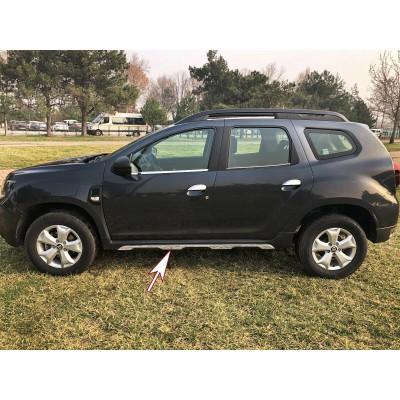 Molduras cromo estriberas Dacia Duster 2018+