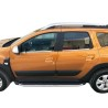Molduras de ventana Dacia Duster 2018+ cromo