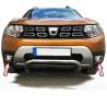 Antinieblas cromo VW Passat B8