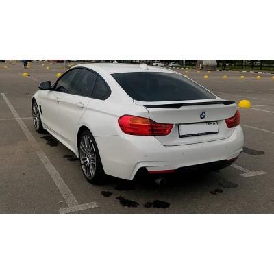 Spoiler trasero BMW F32 look M4