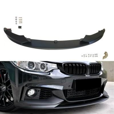 Spoiler delantero compatible con F33 BMW Serie 4 f32 y f36