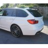Spoiler trasero BMW F30 look Performance