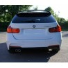 Spoiler trasero BMW F31 look Performance