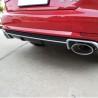 Difusor + escapes para Audi A4 B9 8W