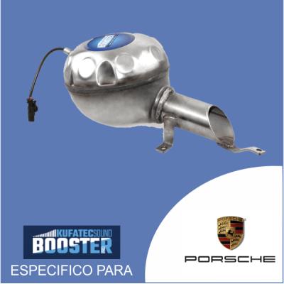 Sound booster pro - para porsche kit especificos