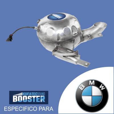 Sound booster pro - para bmw kit especificos