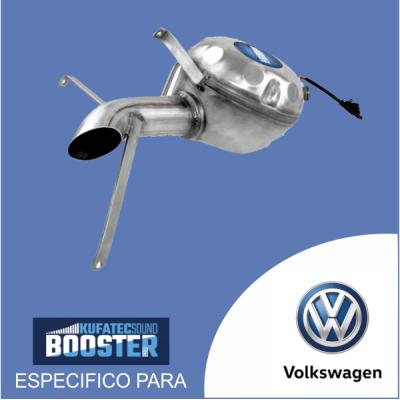 Sound booster pro - para volskwagen kit especificos