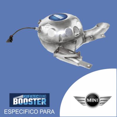 Sound booster pro - para jaguar y mini kit especificos
