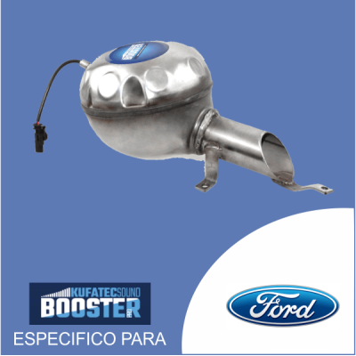 Sound booster pro - para ford kit especificos