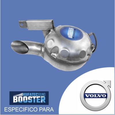 Sound booster pro - para volvo kit especificos