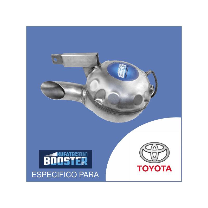Sound booster pro - para toyota especificos