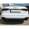 Spoiler Audi A5 F5 2016+ COUPE