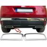 Embellecedores escape para Peugeot 3008 II